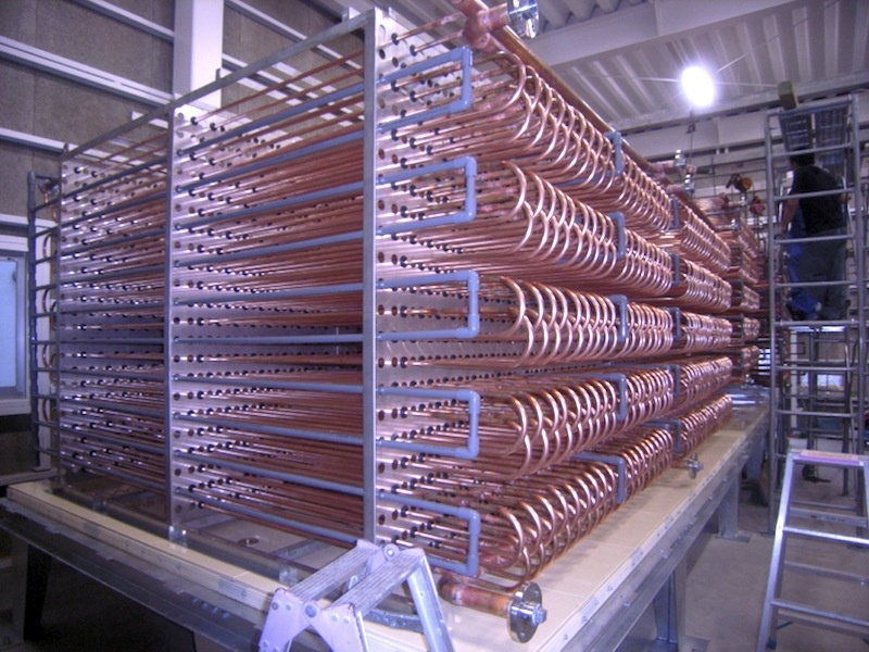 くみあい乳業氷蓄熱式食品冷却装置2