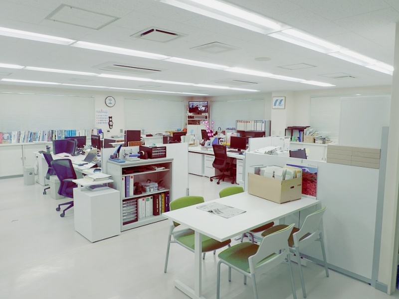 岩見沢支店 事務所